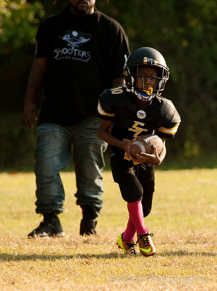 Mustangs vs S C Steelers_7U-17