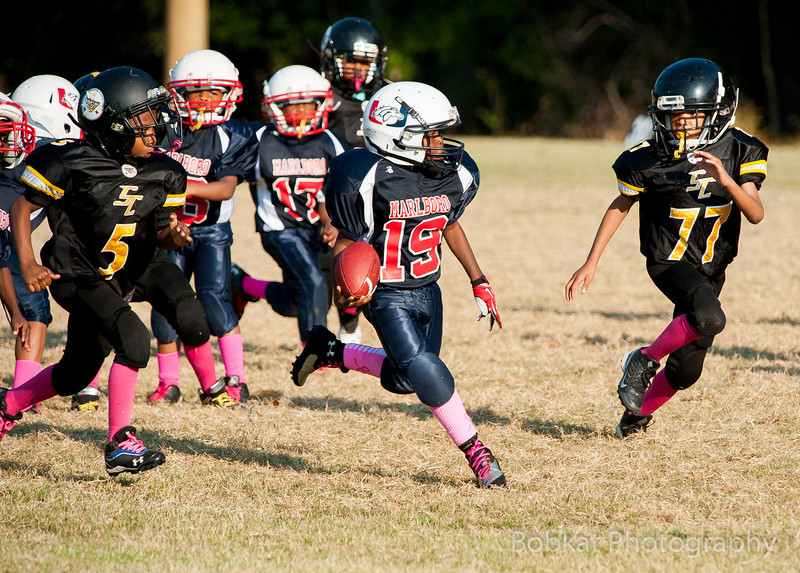 Mustangs vs S C Steelers_7U-36