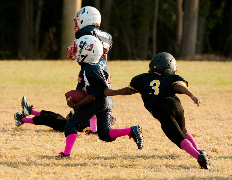 Mustangs vs S C Steelers_7U-8