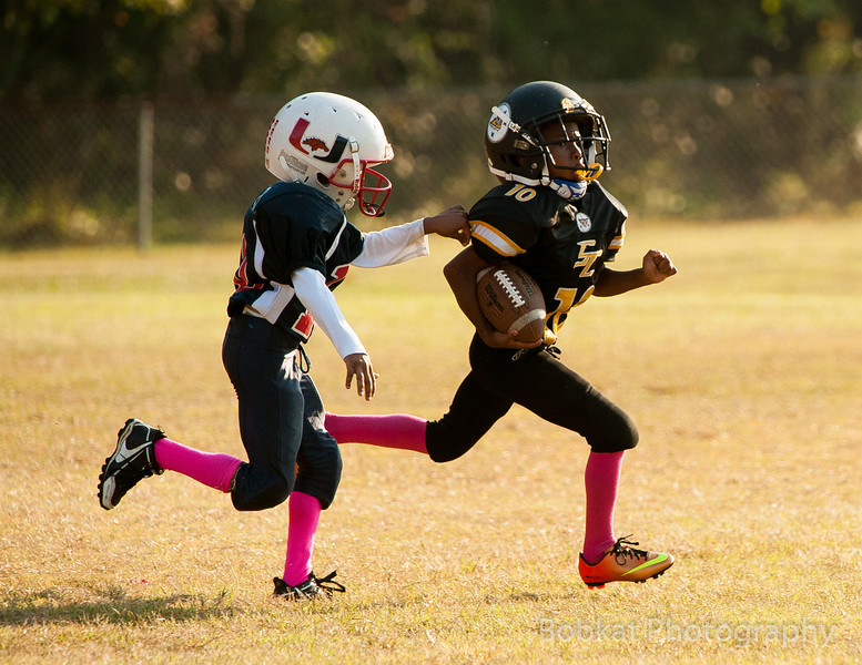 Mustangs vs S C Steelers_7U-21
