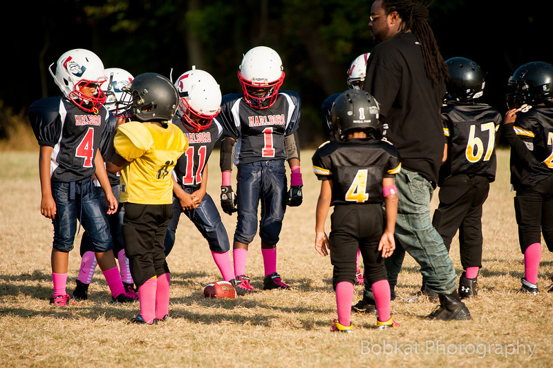 Mustangs vs S C Steelers_7U-27