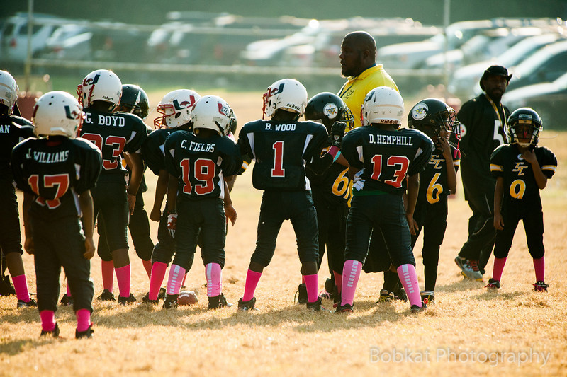 Mustangs vs S C Steelers_7U-11