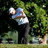 Nick Watney tees off on Thursday during the first round of the PGA Championships at the Atlanta Athletic Club in Johns Creek, GA.