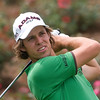 Aaron Baddeley at the Players Championship, Sawgrass.