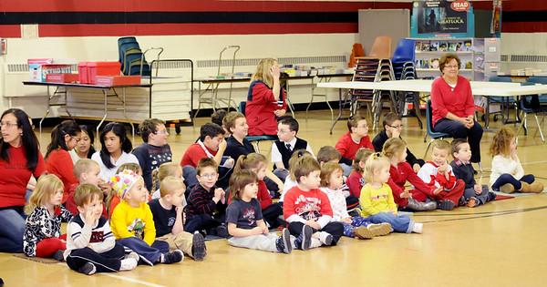 PHIL MARTELLI AT HOLY TRINITY SCHOOL, WESTVILLE GROVE NJ. 01/28/13