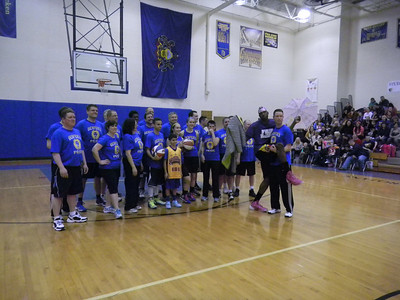 PHOTOS: Harlem Wizards vs Benfer's Pride