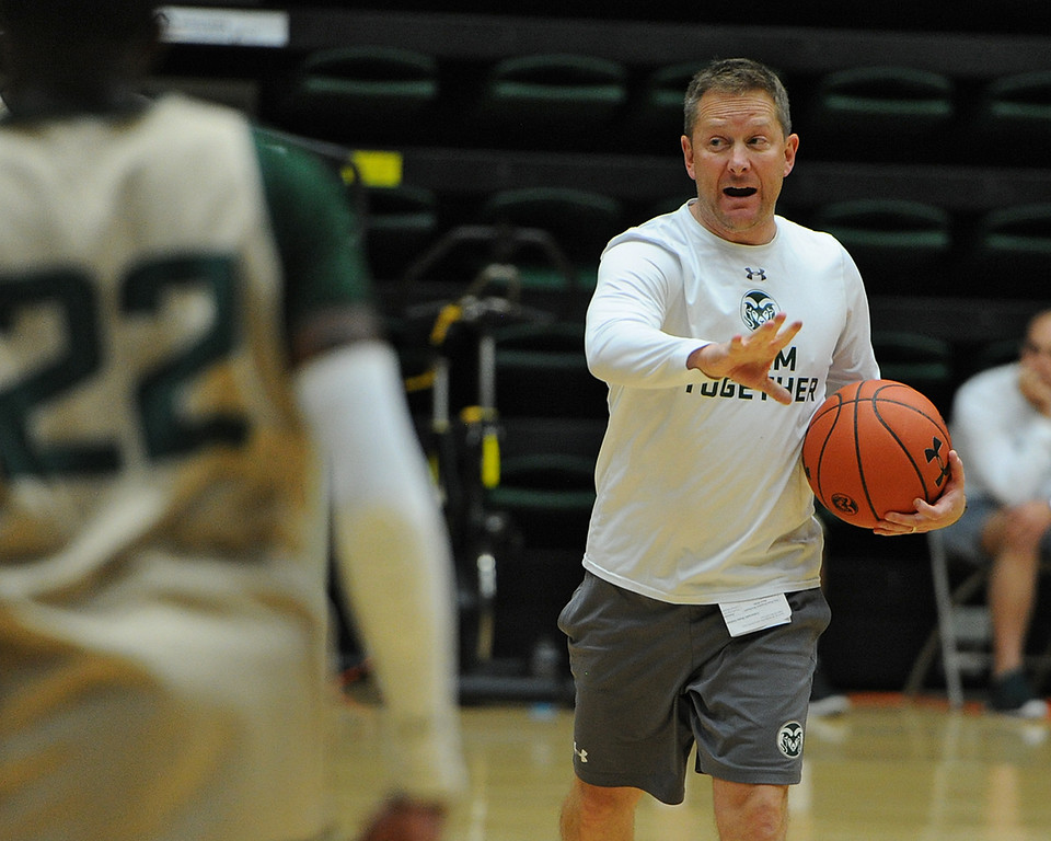 . An assistant at CSU from 2007-13, Niko Medved was hired to replace Larry Eustachy on March 22, 2018. This is his third head coaching stop after four seasons at Furman (62-70) and one at Drake (17-17).