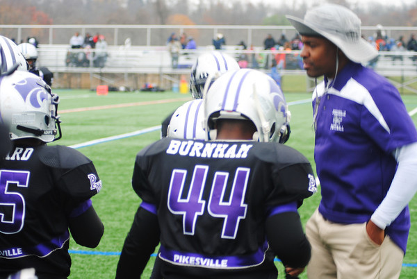 PIKESVILLE WILDCATS SUPER BOWL