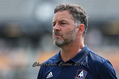 Head Coach Chris Bates, 0211