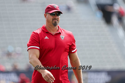 Head Coach Andy Towers, 0125