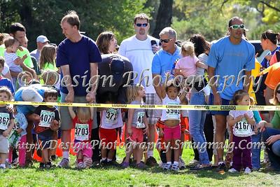 PPRR Fall Series 1, Kid's Races, 2012