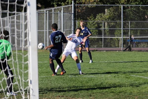 PR Varsity Soccer 10-05-16 vs Pelham