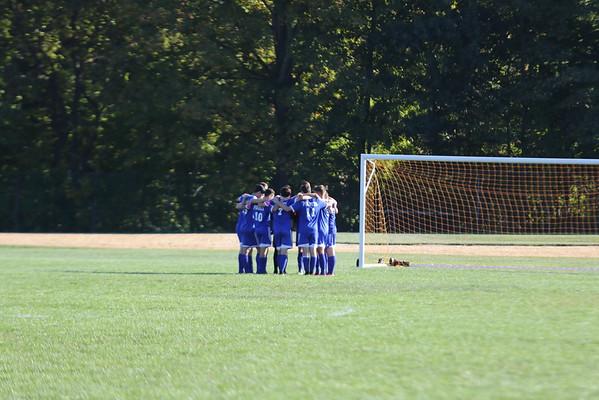 PR Varsity Soccer 10-6-16 vs Nanuet
