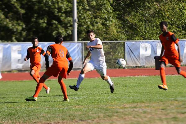 PR Varsity Soccer vs Spring Valley 10-11-16