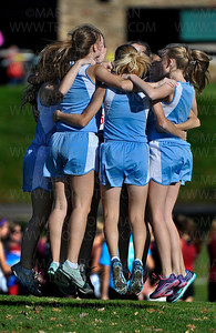 2014 SECTION 3AA CROSS COUNTRY CHAMPIONSHIP AND STATE QUALIFYING MEET
