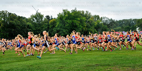 GIRLS X-COUNTRY (GRIAK INVITE)