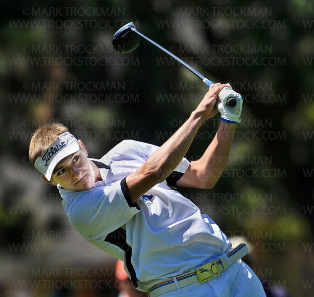 Minnetonka junior Jacques Wilson tied for 15th place at the boys 3A state golf tournament at Bunker Hills Golf Course Tuesday, June 12, in Coon Rapids.  Wilson shot rounds of 74, and 79.
