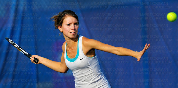 Minnetonka's No. 1 singles player Jessa Richards will lead the Skippers this week as they look to claim the section 2-2A championship.