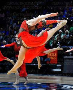 00_Dance Team_Jazz_State Tourney_SPRING LK PARK 01_TROCK_021618