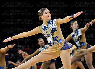 00_Dance Team_Jazz_State Tourney_BENILDE 02_TROCK_021618