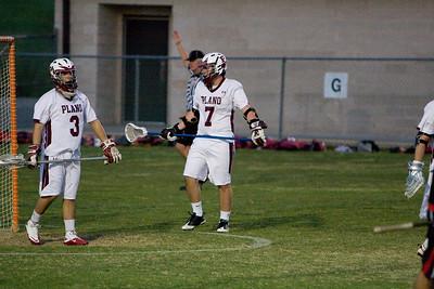 2011-03-22 PSHS V vs Coppell  Lacrosse
