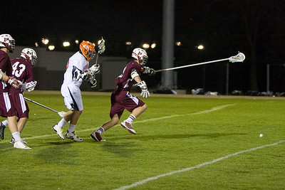 2012-03-06 PSHS V vs Flower Mound Jaguars Lacrosse