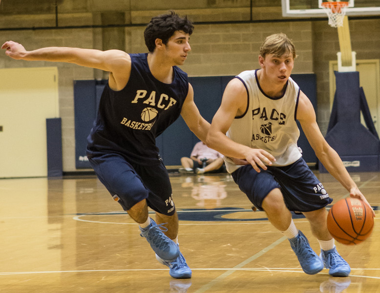 Pace Academy Basketball - October 31, 2013