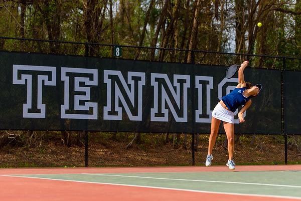 Pace Varsity Girls Tennis