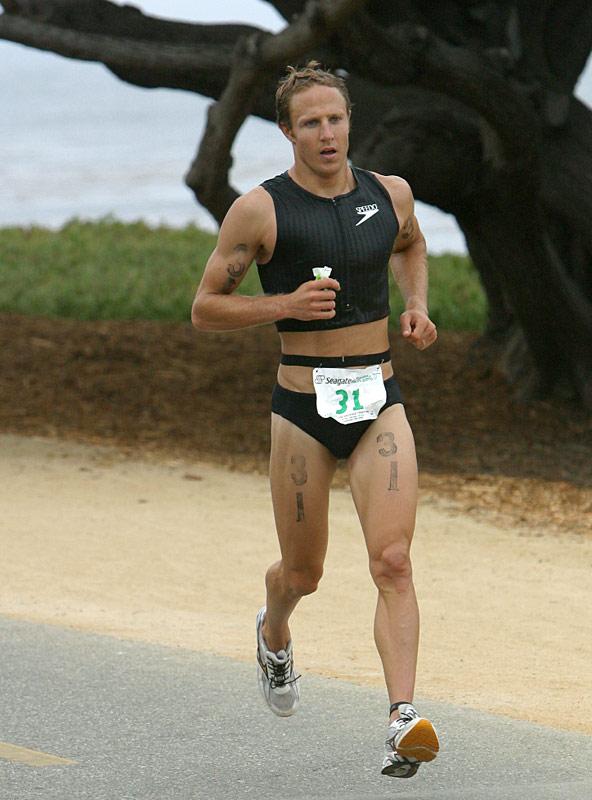 Mr. Body Beautiful Tim Fleming