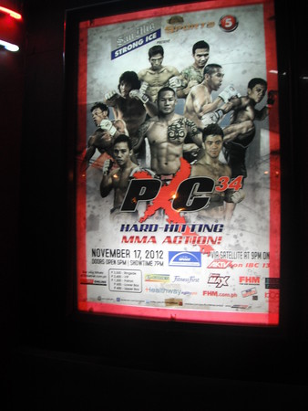 Pacific Xtreme Combat Fighting