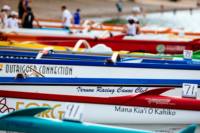 National Iron Outrigger Championships