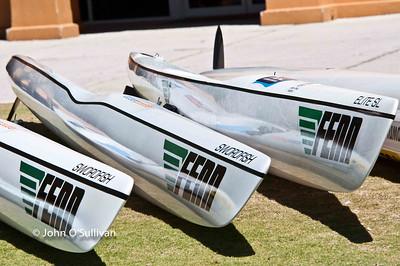 Shiny new boats :)