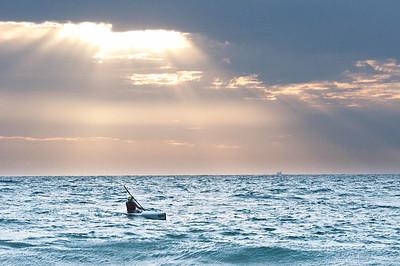 2014 Sunset Surf Ski Series_ Race 1