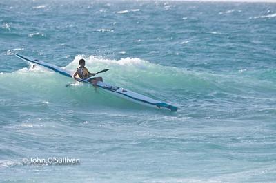 2013 Sunset Surfski Series _ Race 2