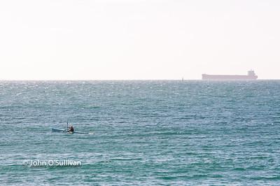 Sunset Surfski Series _ Race 3 2014