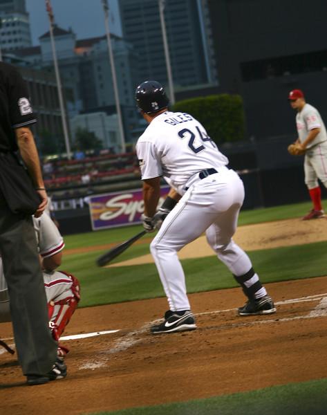 Padres Game16
