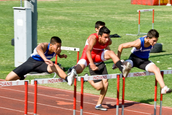 Palm Springs High School Track Meet