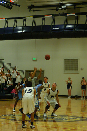 Palmer Ridge Basketball