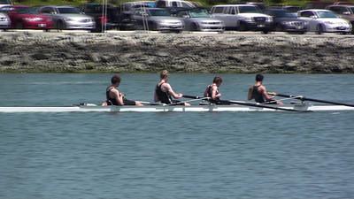 Men's Lightweight 4+ - Kevin F, Trip, Bjorn, Wesley, Nick