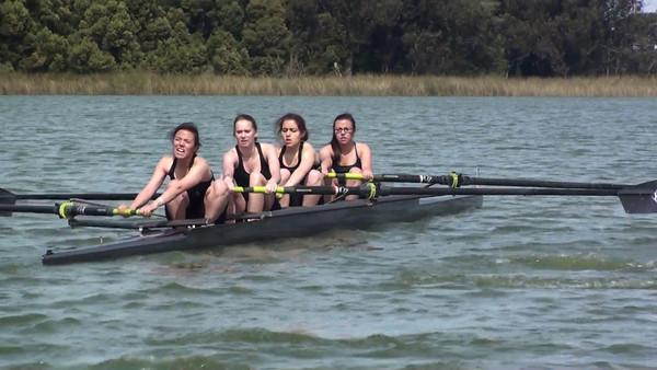 Lake Merced:Women's Varsity Lt4:Crisca, Costina, Rachel, Rene