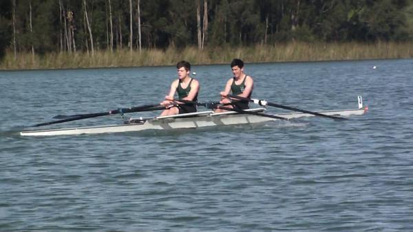 Lake Merced:Men's Novice 2x:Bryan, Nick