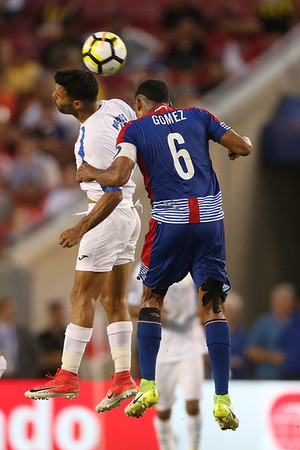 Panama v Nicaragua Concacaf Gold Cup Soccer 170712