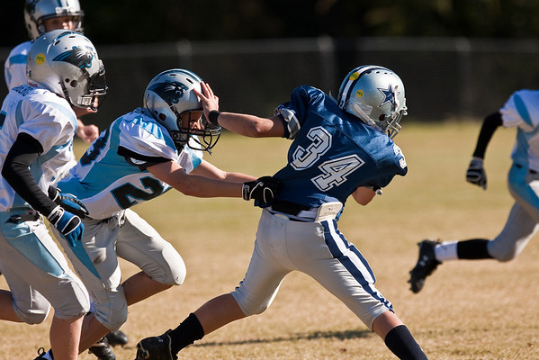 Cowboys vs Panthers-38
