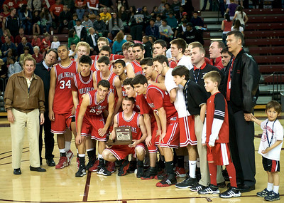 Panthers Varsity Basketball CCS Final 2009