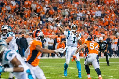 Panthers vs Denver 9-8-16 by Jon Strayhorn