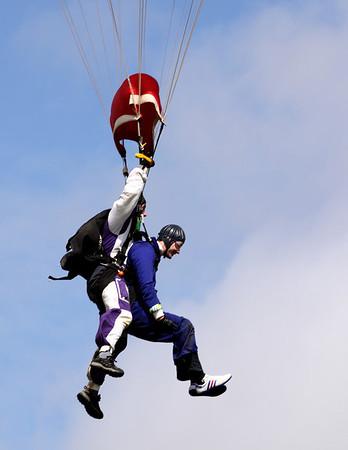 Parachute Jump May 2nd 2010