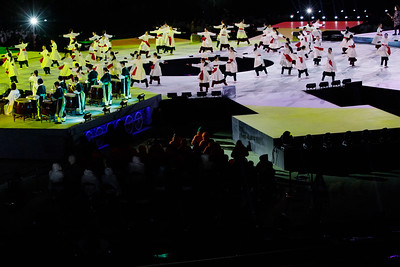 Closing Ceremony of the PyeongChang 2018 Paralympic Games