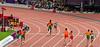 Terezinha Guilhermina of Brazil wins the 200m T11 event