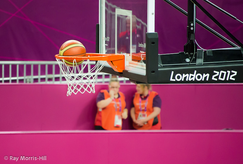 Team GB score but fail to attract the attention of the Gamesmakers