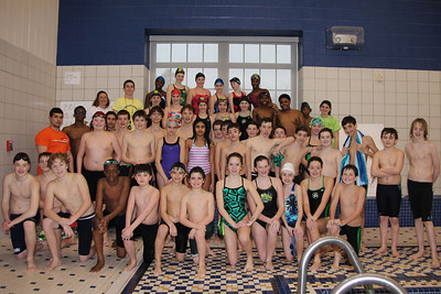 2014  Parcells Swimming & Diving